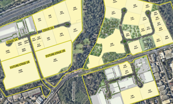Metroplex Westgate - plan