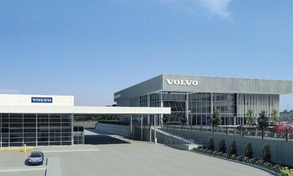June 2017 – Volvo Facility Purchased